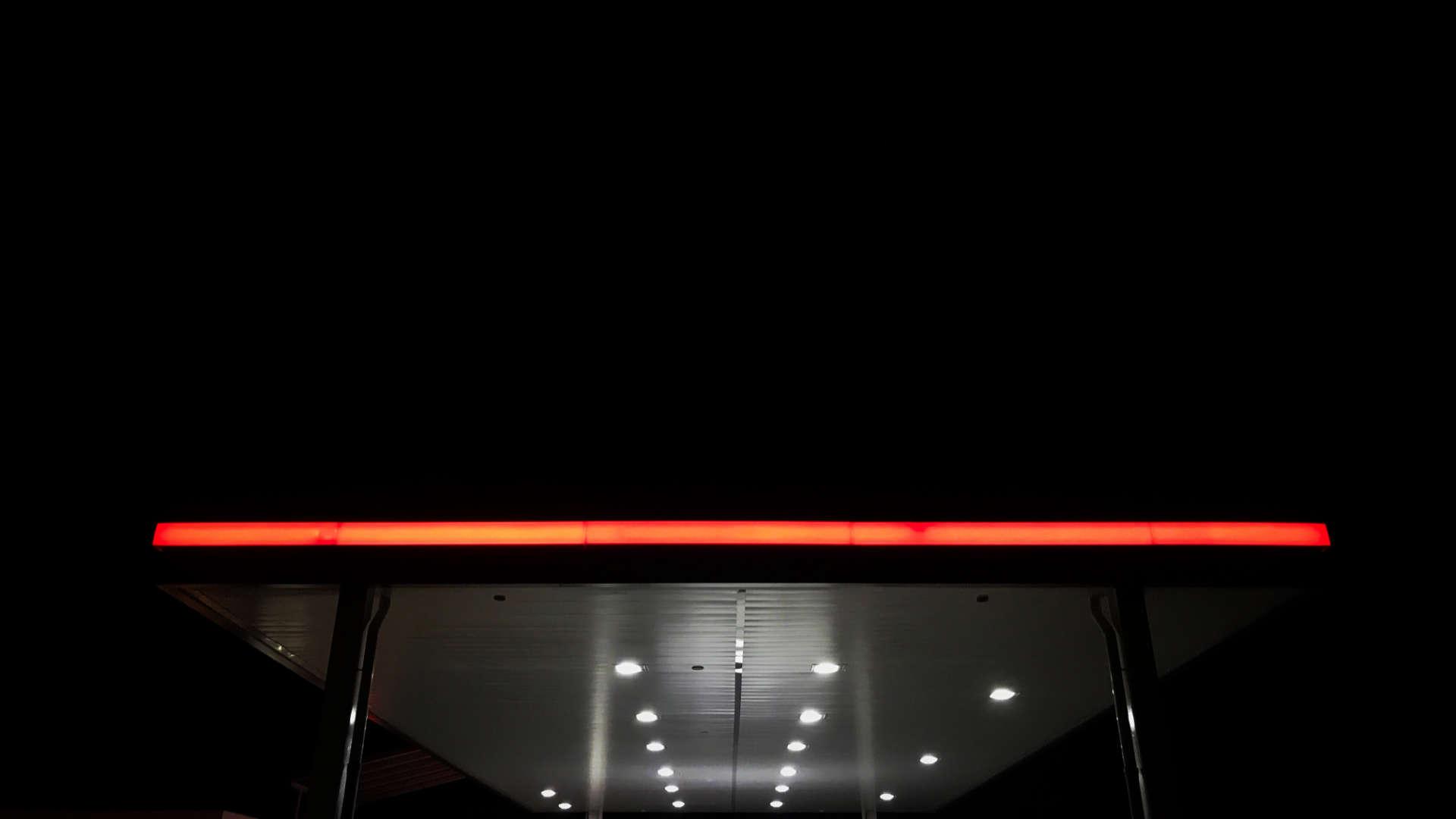 rode lijn overkapping tankstation werkhorst meppel